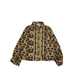 Other - Vintage Versace Style Blouse